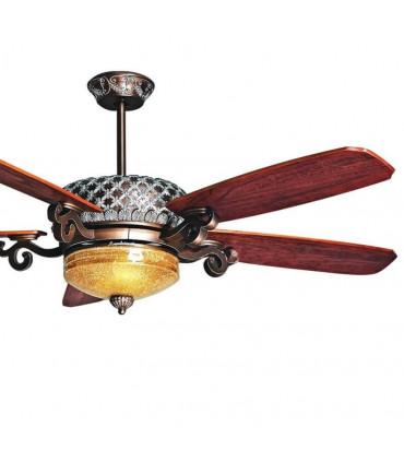 Quạt trần đèn trang trí Mountain Air HGP/60-1063