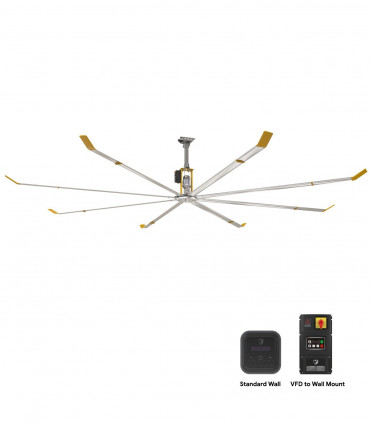 Quạt trần đèn trang trí Mountain Air HGP/60-1012
