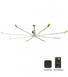 Quạt trần đèn kiểu Cổ Điển Mountain Air HGP/60-3061C