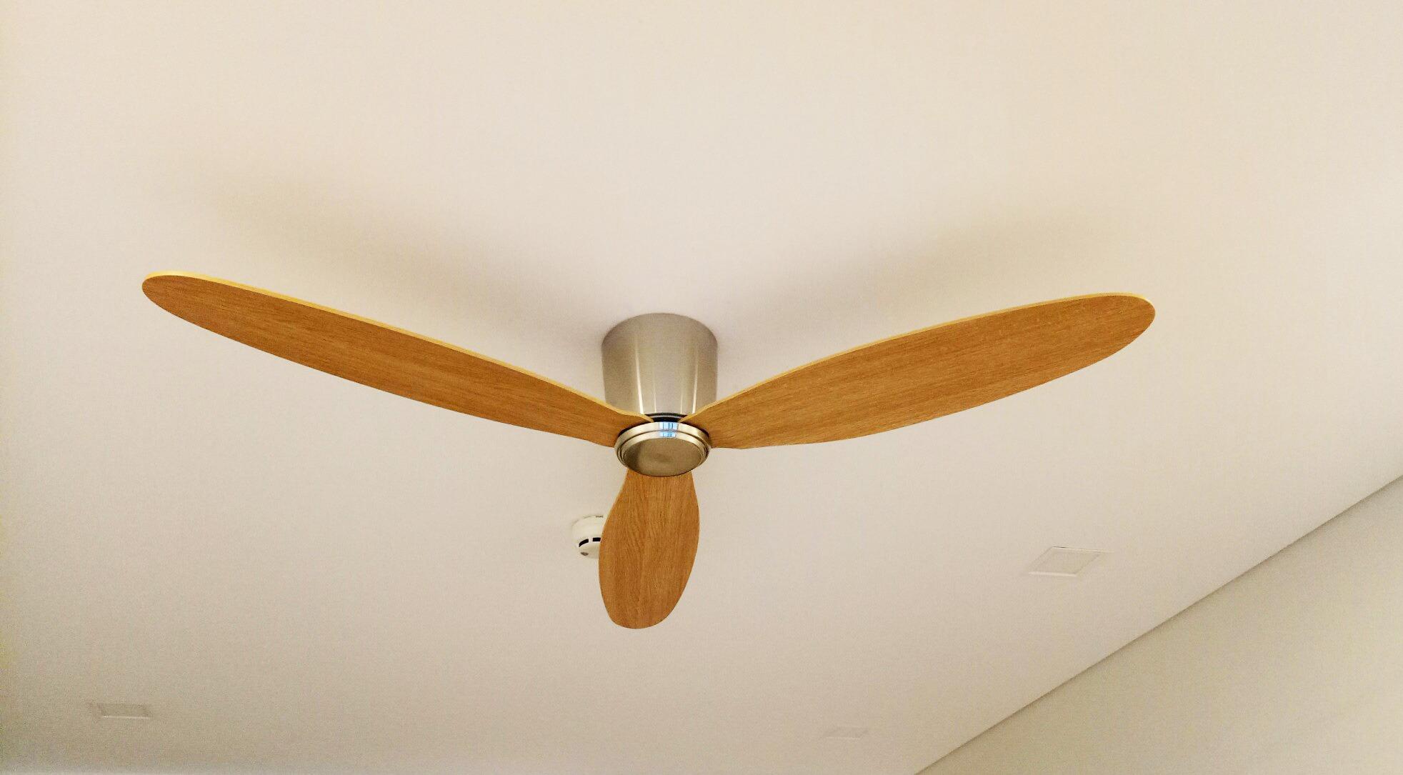 quạt trần thấp 210519 Lucci Air