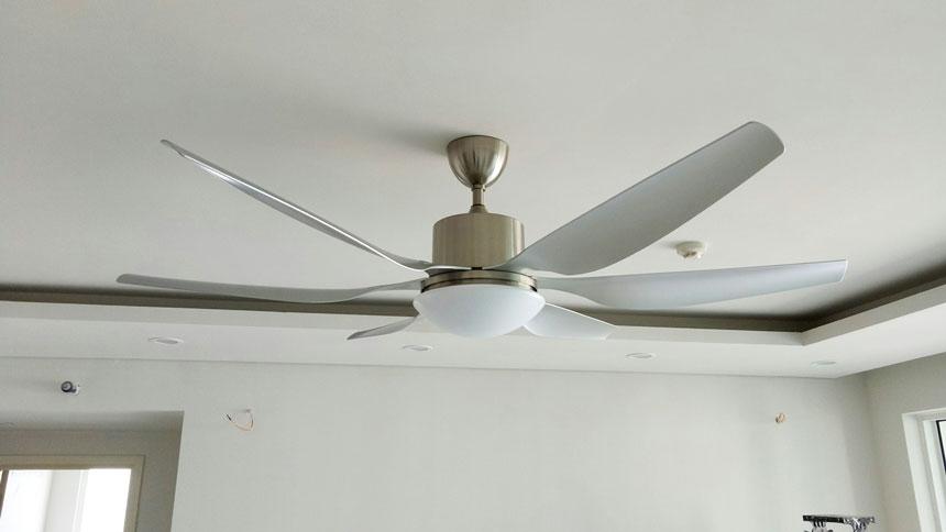 quạt trần sải cánh lớn Sandy LED 66inch