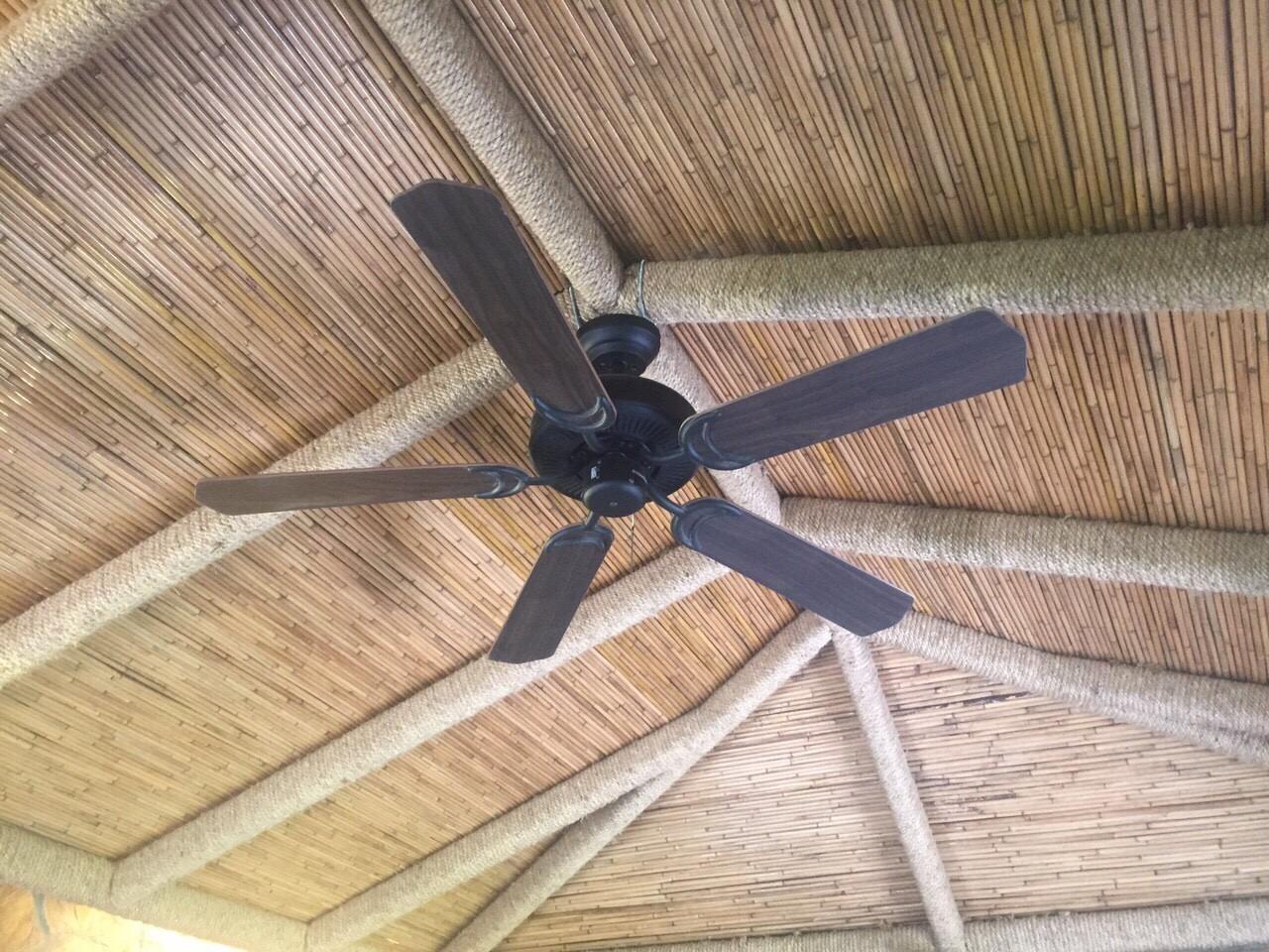 quạt trần cánh gỗ ép plywood giá rẻ