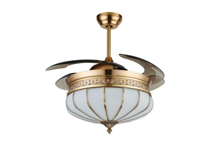 Quạt trần đèn cao cấp HGP/44-9011
