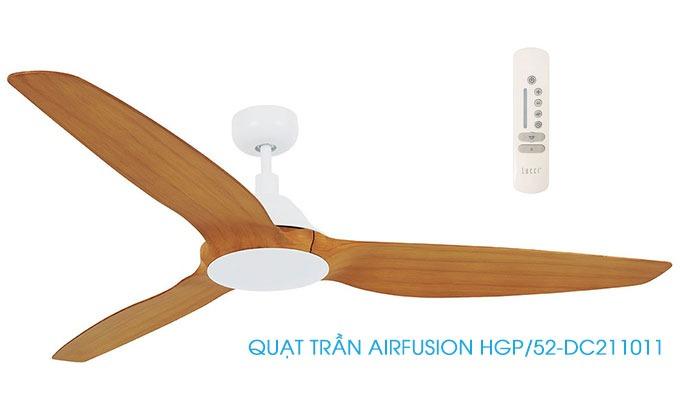 quạt trần lucci air Airfusion HGP/52-211011