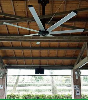 Quạt trần đèn trang trí American Fan HGP/52-1202W