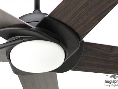 Xu hướng thiết kế không gian nội thất mới với quạt trần